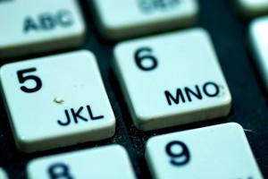 Braille Keypad