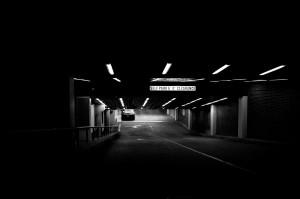 Braille underground parking