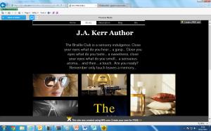 Braille website books