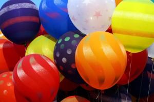 Braille Balloons
