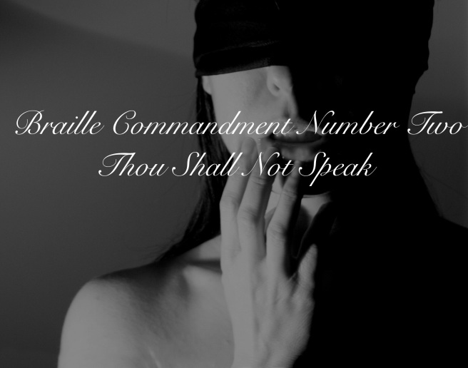 Braille Commendment No 2