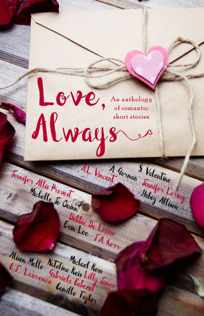 Love Always Anthology Cover